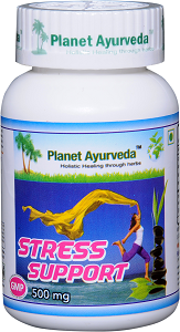 Planet Ayurveda Stress Support